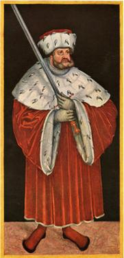 Friedrich III Weise, Cran