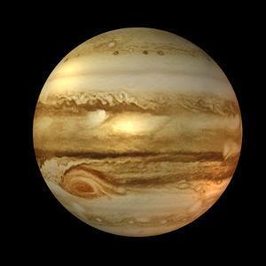 Jupiter by Friedrich Saurer