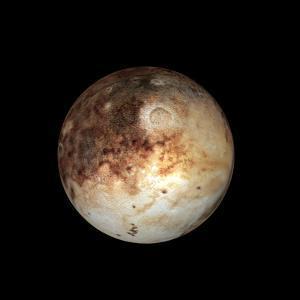 Pluto by Friedrich Saurer