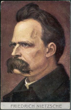 Friedrich Wilhelm Nietzsche German Philosopher and Poet
