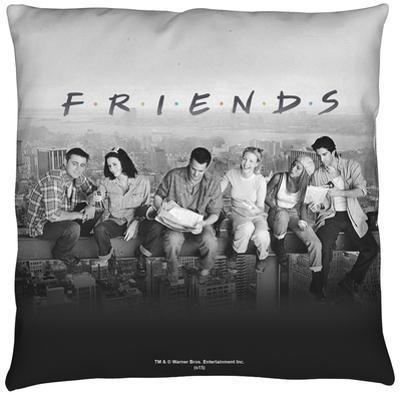 Friends - Break Time Throw Pillow