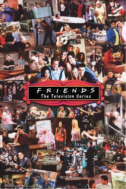 Affordable Friends Television Posters For Sale At AllPosters