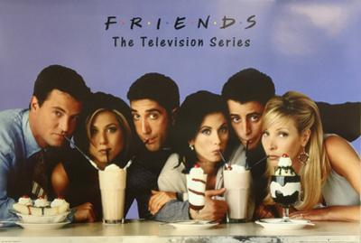 Friends - Milkshake