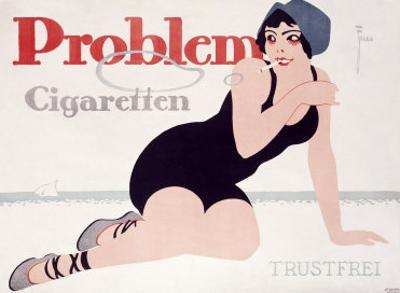 Problem Cigaretten by Fries