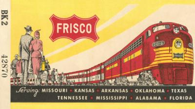 Frisco Train Ticket