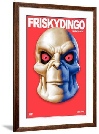 Frisky Dingo--Framed Poster
