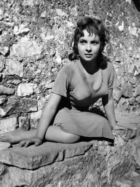 Frisky, Gina Lollobrigida, 1954