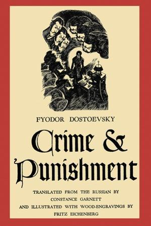 Crime and Punishment by Fritz Eichenberg