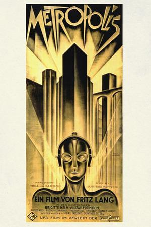 Metropolis Movie Fritz Lang by Fritz Lang