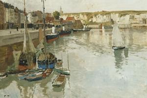 Dieppe, c.1934 by Fritz Thaulow