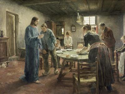 Komm Herr Jesu, Sei Unser Gast, 1885
