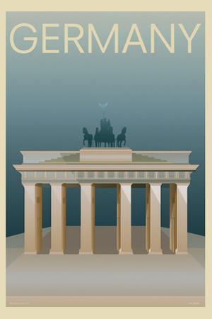 Germany by Frk. Blaa