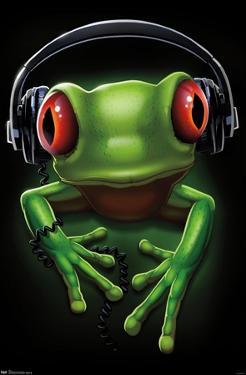 Frog - Headphones