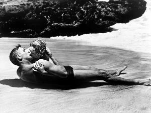 From Here to Eternity, Burt Lancaster, Deborah Kerr, 1953