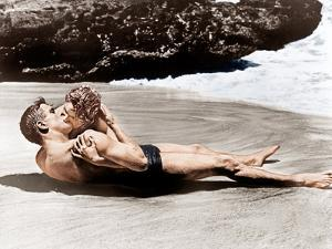 From Here to Eternity, Burt Lancaster, Deborah Kerr, 1953