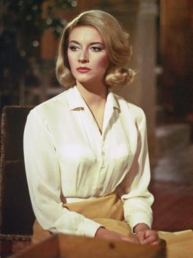 FROM RUSSIA WITH LOVE, 1963 directed by TERENCE YOUNG Daniela Bianchi (photo)