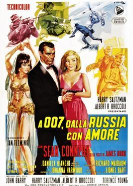 From Russia with Love (aka Desde Rusia Con Amor)