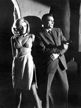 From Russia with Love, Daniela Bianchi, Sean Connery, 1963
