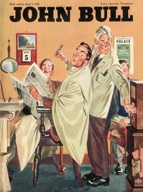 Front Cover of 'John Bull', April 1946