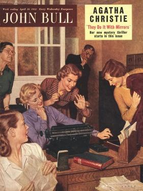 Front Cover of 'John Bull', April 1952