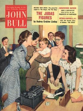 Front Cover of 'John Bull', December 1955