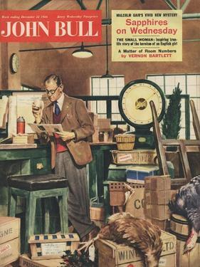 Front Cover of 'John Bull', December 1956