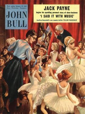 Front Cover of 'John Bull', January 1953