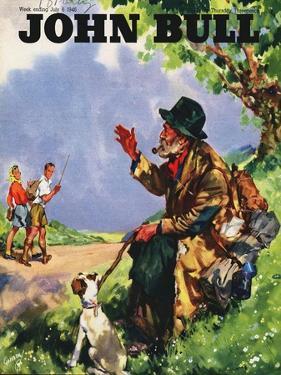 Front Cover of 'John Bull', July 1946