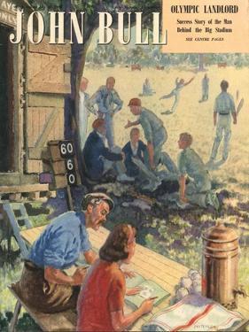 Front Cover of 'John Bull', July 1948