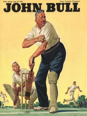 Front Cover of 'John Bull', June 1946