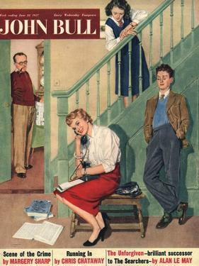 Front Cover of 'John Bull', June 1957