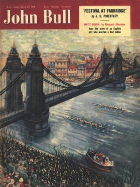 Front Cover of 'John Bull', March 1951