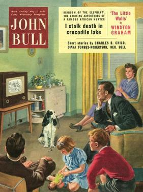 Front Cover of 'John Bull', May 1955