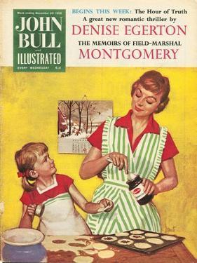 Front Cover of 'John Bull'