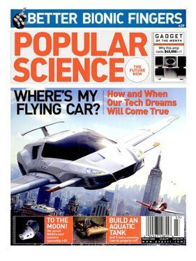 Front cover of Popular Science Magazine: March 1, 2006