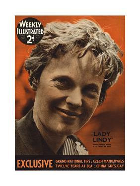 Front Cover of Weekly Illustrated Magazine - 13th March 1937