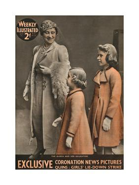 Front Cover of Weekly Illustrated Magazine - 17th April 1937