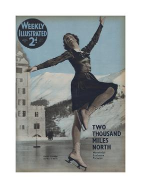 Front Cover of Weekly Illustrated Magazine - 20th February 1937