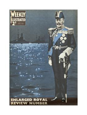 Front Cover of Weekly Illustrated Magazine - 20th July 1935