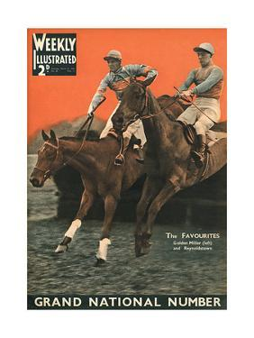 Front Cover of Weekly Illustrated Magazine - 21st March 1936