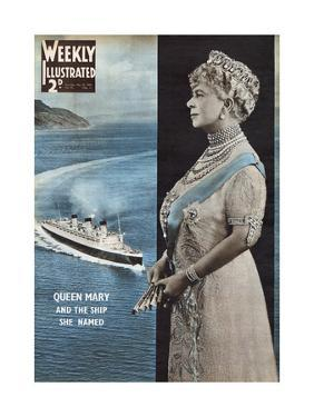 Front Cover of Weekly Illustrated Magazine - 23rd May 1936