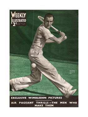 Front Cover of Weekly Illustrated Magazine - 27th June 1936