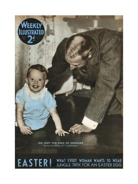 Front Cover of Weekly Illustrated Magazine - 27th March 1937