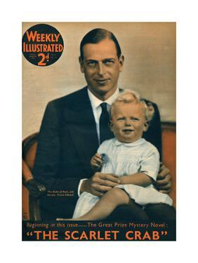 Front Cover of Weekly Illustrated Magazine - 30th January 1937