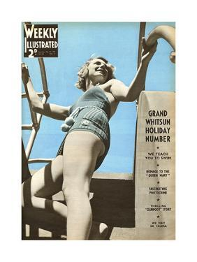 Front Cover of Weekly Illustrated Magazine - 30th May 1936