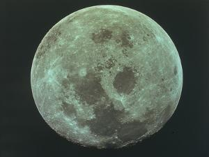 Front Side of the Moon, 22 July 1969