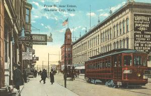 Front Street, Traverse City, Michigan