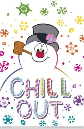 FROSTY THE SNOWMAN - CHILL OUT