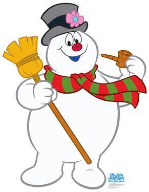 Frosty The Snowman Lifesize Standup