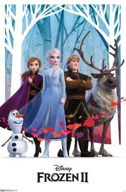 Frozen 2 - Group